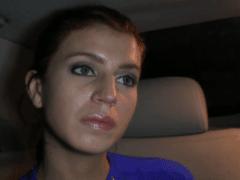 Rychlý prachy ve Falešném taxíku – Kristýna