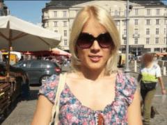 Rychlý prachy – Půvabná blondýnka