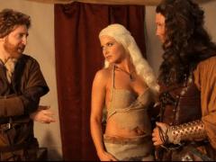 Khaleesi v pornu