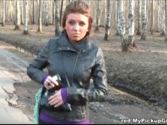 Rychlý prachy – trojka v lese