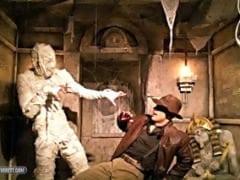Archeologa přepadne gay mumie