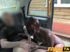 Fake Taxi – nespoutaná černoška