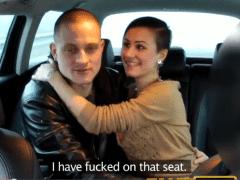 Fake Taxi – trojka s Češkou