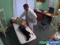 Fake Hospital – stříkající MILF (HD)