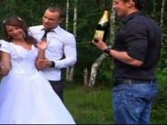 Rozlučka se svobodou – vymrdání nevěsty