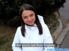 Rychlý prachy – 18-ti letá Ruska