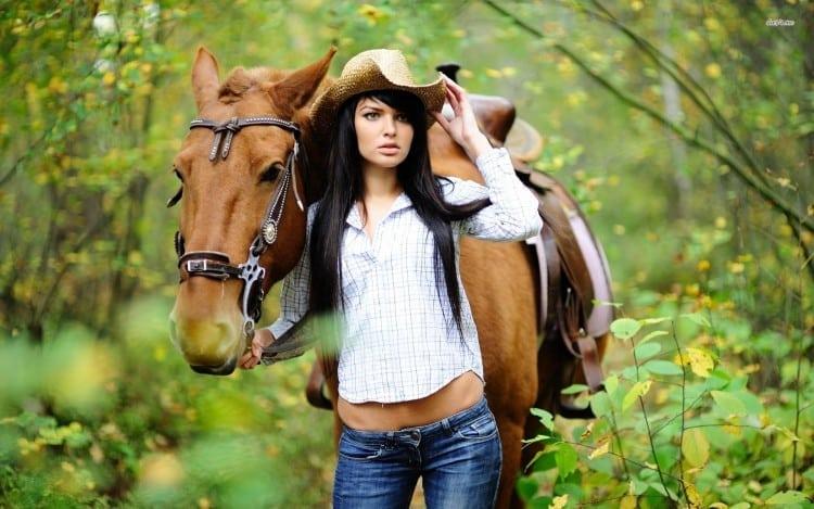 Jsem taková holka od koní