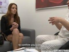 Testování prášku na sex v české ordinaci (HD)