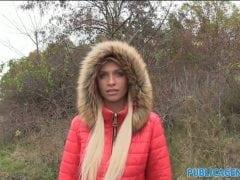 Rychlý prachy – blondýna z Maďarska