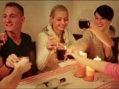 Česká párty na chatě