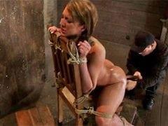 Amy Brooke si vytrpí mučení zadních partií