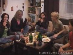 Divoká česká swingers párty