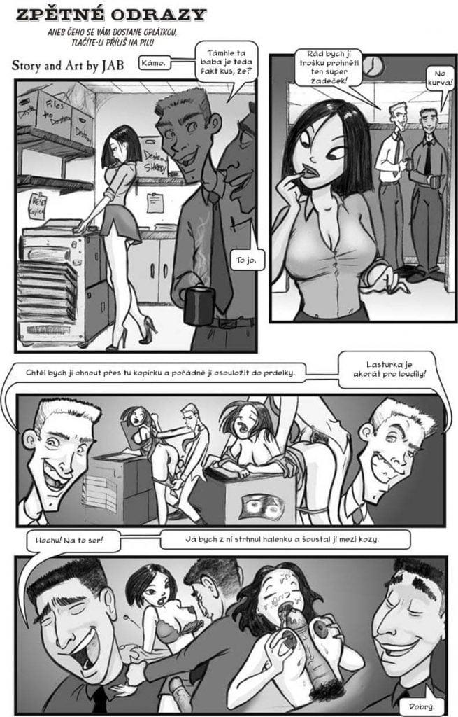 komiks porno celebrity
