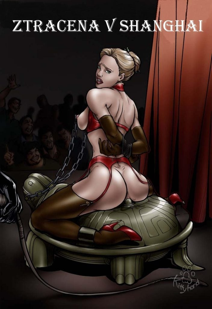 Shanghai sex masáž