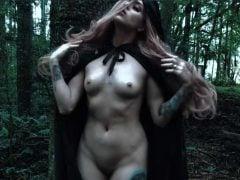 Čarodějnické porno z lesa