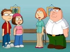 Family Guy porno parodie