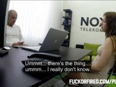 Chudák Češka má problémy v práci