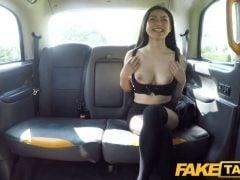 Fake Taxi – nadržená Japonka
