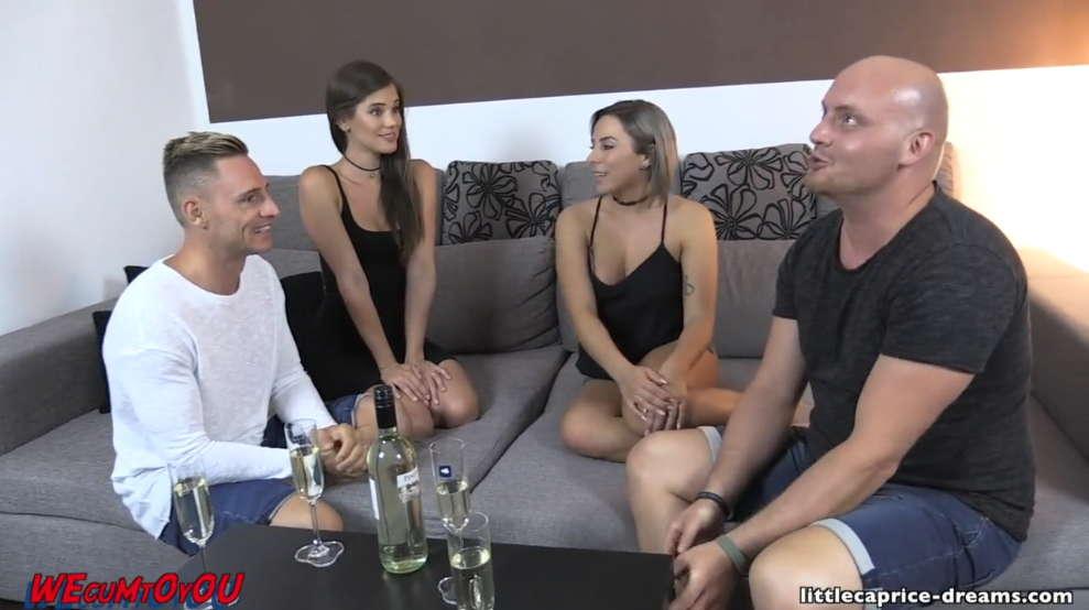 německé anální porno