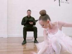 Balerína si získá baletního porotce