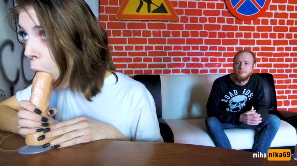 Video spolubydlící sex