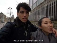 Romantický sex imigrantů v Paříži