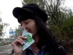 Rychlý prachy – asijská míšenka z Ukrajiny
