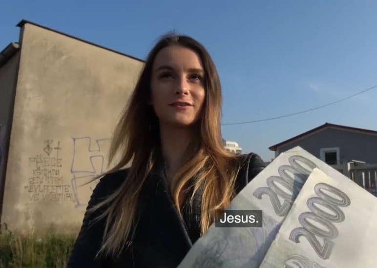 Zrzka, Česká Studentka ,Rychlý prachy