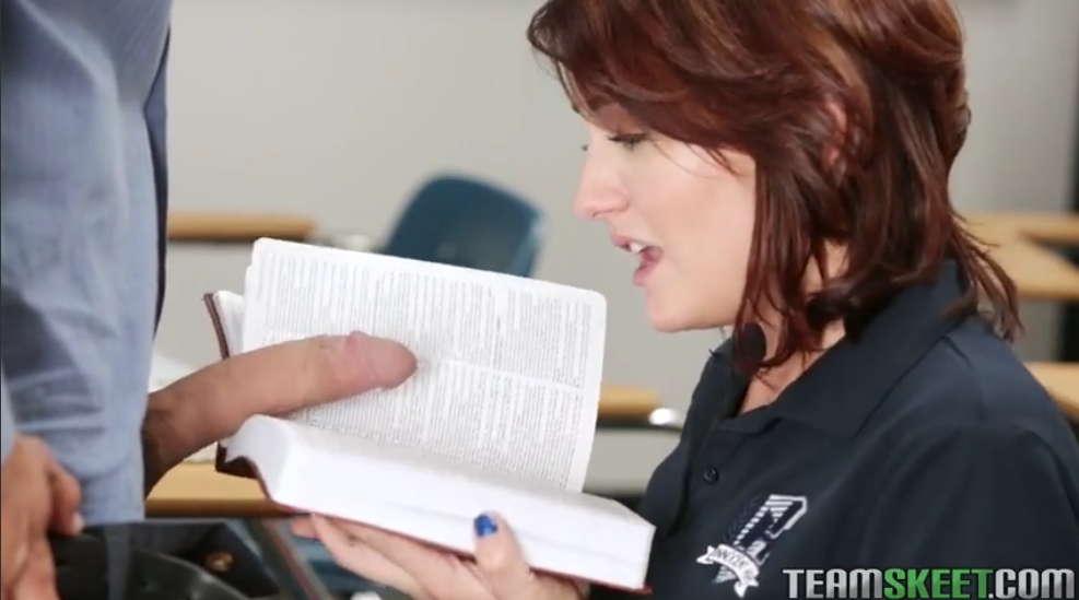 učitel porno obrázek