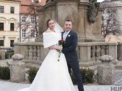 Hovado mu ojede nevěstu v Praze