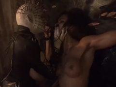 Hororové porno s Pinhead