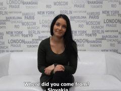Český casting – Lucie ze Slovenska
