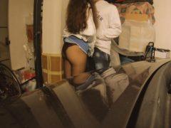 Rychlovka v garáži
