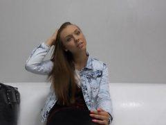 Český casting – Lucie z Prahy