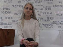 Český casting – Natálie z Jablunkova