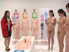 Japonská erotická televizní show